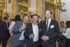 PLATUS - Cocktail, célébration des 20 ans - 28 septembre 2021